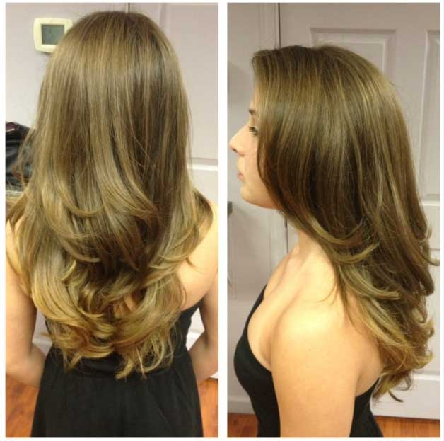 Hair Color Brielle NJ Amanda Gomes